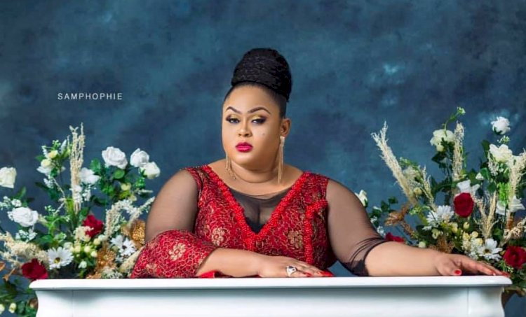 I Refused to kiss Sumsum Because of Inexperience - Vivian Jill Lawrence