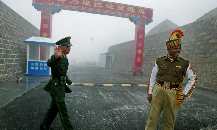China and India Blame Each Other for Deadly Fighting