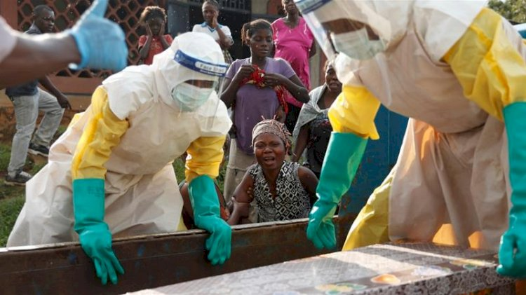 DR Congo's deadliest Ebola outbreak declared 'over' after more than 2,200 Deaths