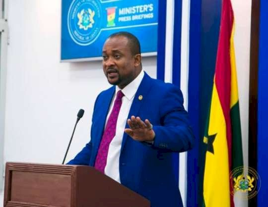 The NDC MPs Rather Requested for the Military Deployment in Volta Region – Deputy Information Minister