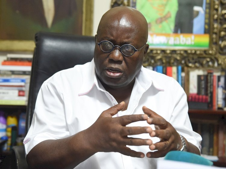 Akufo-Addo Discloses Number of Military Personnel deployed to each Region along the Borders