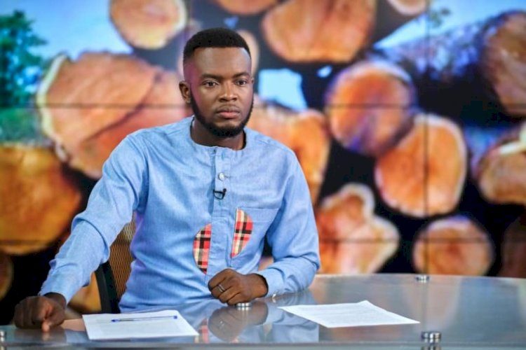 Komla Adom completes his switch to Media General