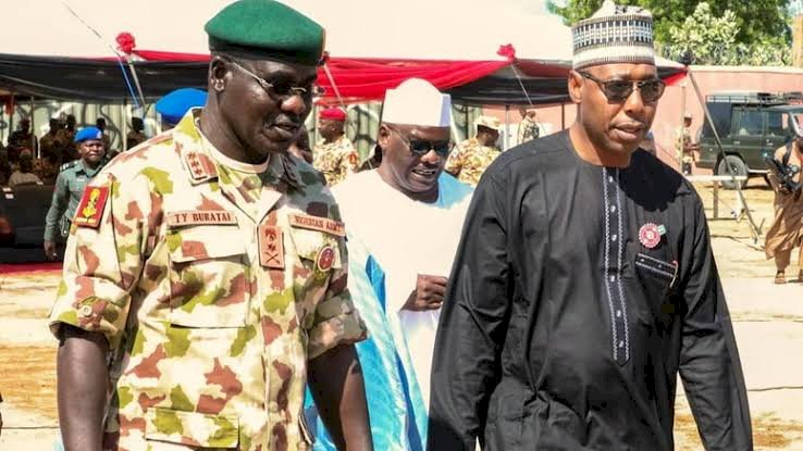 Insecurity - Governor Zulum Tackles Army After Boko Haram Attack On His Convoy