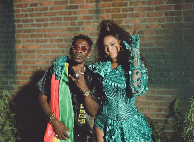 Watch: Full Video of Beyoncé track with Shatta Wale, 'Already'