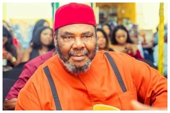 'Your B00bs Will Not Be Firm Permanently' – Actor Pete Edochie Advises Women