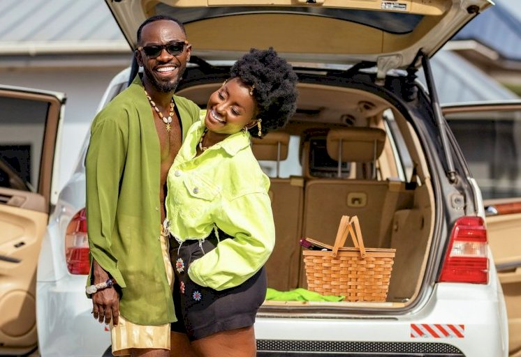 I've been womanising before music - Okyeame Kwame