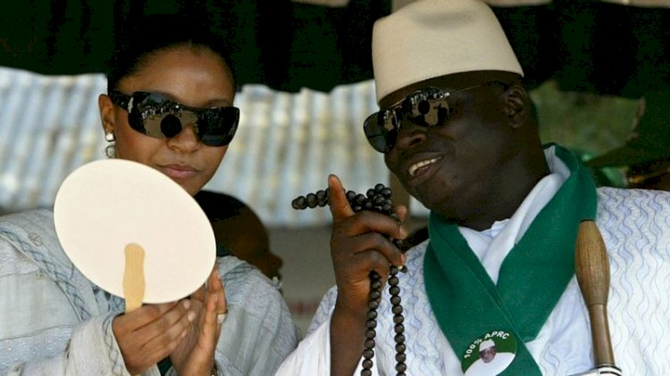 US sanctions Gambia's ex-First Lady Zineb Jammeh over alleged corruption