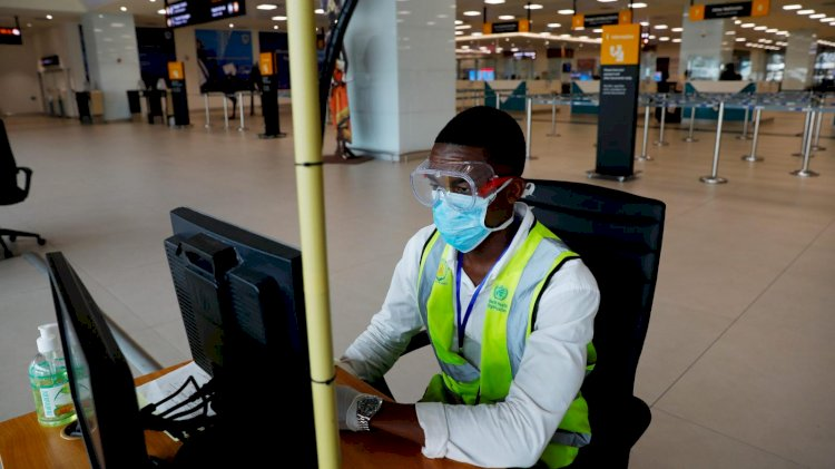 16 COVID-19 cases imported since Ghana's airports reopening